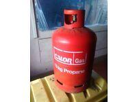 Calor Gas bottle Propane 13kg empty