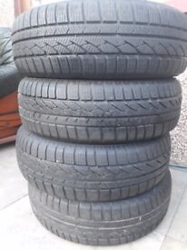 Tyres R15