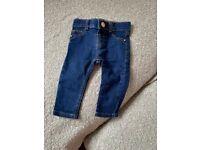 Girls river island jeans