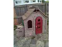 Little Tikes/Step2 Storybook Playhouse - Roundhay Park Leeds 8 Can Deliver - RRP £500 Range