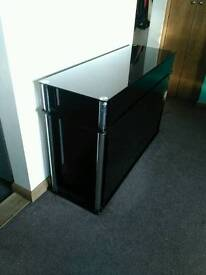 Black Gloss Sideboard Unit