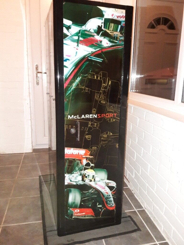 Snap-on F1 McLaren sport lewis hamiltion tool box side cabinet