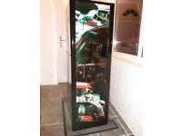 Snap-on F1 McLaren sport lewis hamiltion tool box side cabinet