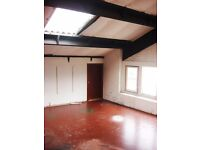 Studio and Workshop spaces - Suits Artists Designers Makers - River Lea - Stamford Hill - Hackney