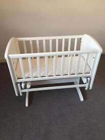 Brand new mothercare cradle