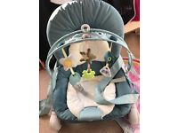 Baby Chicco Rocker/Bouncer Chair