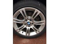 Bmw 5 series m sport wheels
