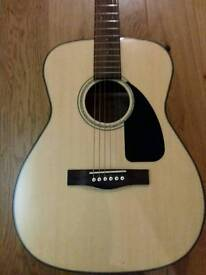 Fender Acoustic guitar CF60-NAT