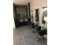 Hairdressing chairs to rent east end