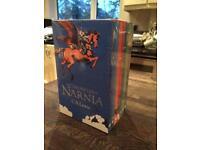 Box set Chronicles of Narnia
