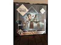 Dr Who Anniversary Soecial Jigsaw 500pcs. BRAND NEW. STILL SEALED