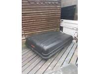 Car roof box SPARES or REPAIRS