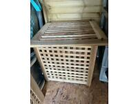 IKEA side table/storage cube