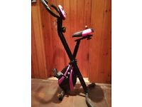 Folding Exercise Bike - Free Delivery Available