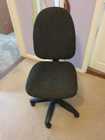 Office chair - gas adjustable