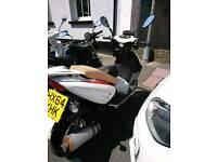 Moped / scraps