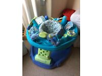 Free Baby activity centre