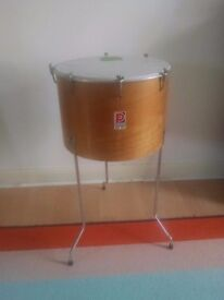 Vintage Drum, Coffee Table, Vintage Home Accessory, Musical Instrument