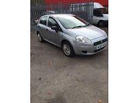 Fiat Grande Punto 2007 1.2 5door