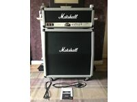Marshall 2555x Silver Jubilee Amp with matching 2551AV Cab