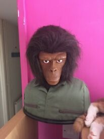 Planet of apes collectable