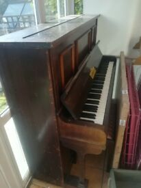 **FREE** A. Granville Ltd wooden upright piano