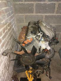 BMW M20B25 Engine