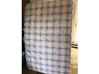 3/4 Mattress - Used twice only