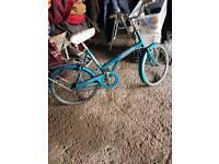 rally 20 bicycle