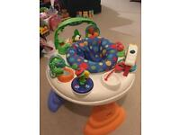 Sit in baby activity centre/jumperoo