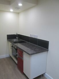 Spacious Newly Built Double Studio Apartment Available in Stoke
