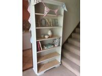 Lovely tall bookcase