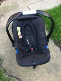 Mothercare baby carry car seat