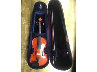 Stentor Student 2 Violin 3/4 Size With Soft Case