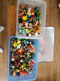joblot of McDonald's toys