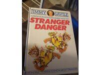 Jimmy Saville Stranger Danger Book