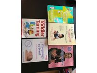 Parenting guidance books