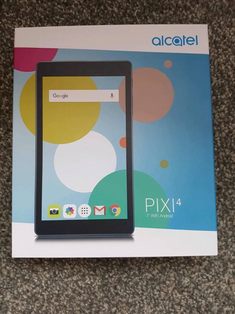 New Alcatel pixi4 tabletin Bradford, West YorkshireGumtree - New in box Alcatel pixi4 tablet