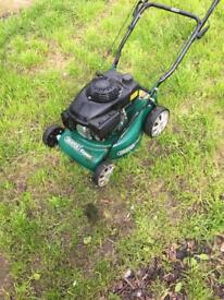 135cc draper expert lawnmower