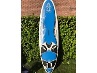 Windsurfing kit - starboard carve 122 - SOLD
