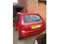 Ford Fiesta Style 1200cc manual