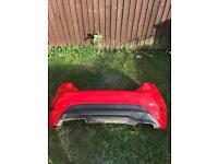 Fiesta Zetec s rear bumper