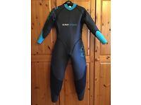 Alpkit Terrapin women's natural swimming wetsuit