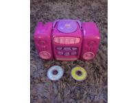 Kids cd player