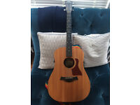 Big Baby Taylor acoustic guitar with Shadow pickup