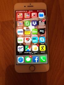Iphone 7 128 (gold)