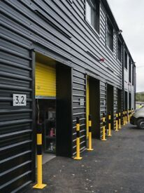 Studio / Light Industrial Units available for rent.