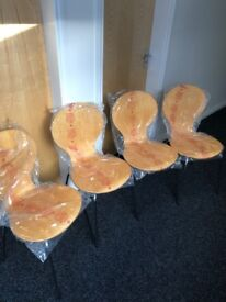 Dining Chairs - x4 New From Cancelled Order