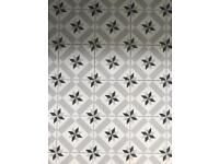 Fired Earth Patisserie Sucre 1 tiles
