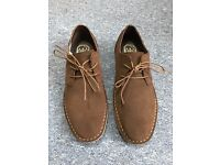 NEXT Brown Suede Shoe Size 7 / 41 (Unwanted gift)